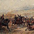 Beauquesne, Scène de bataille (1908)