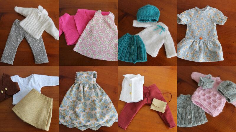 Vêtements poupée 1