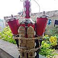 Le gabara, un instrument d'ensorlement très reconnu en afrique et au bénin