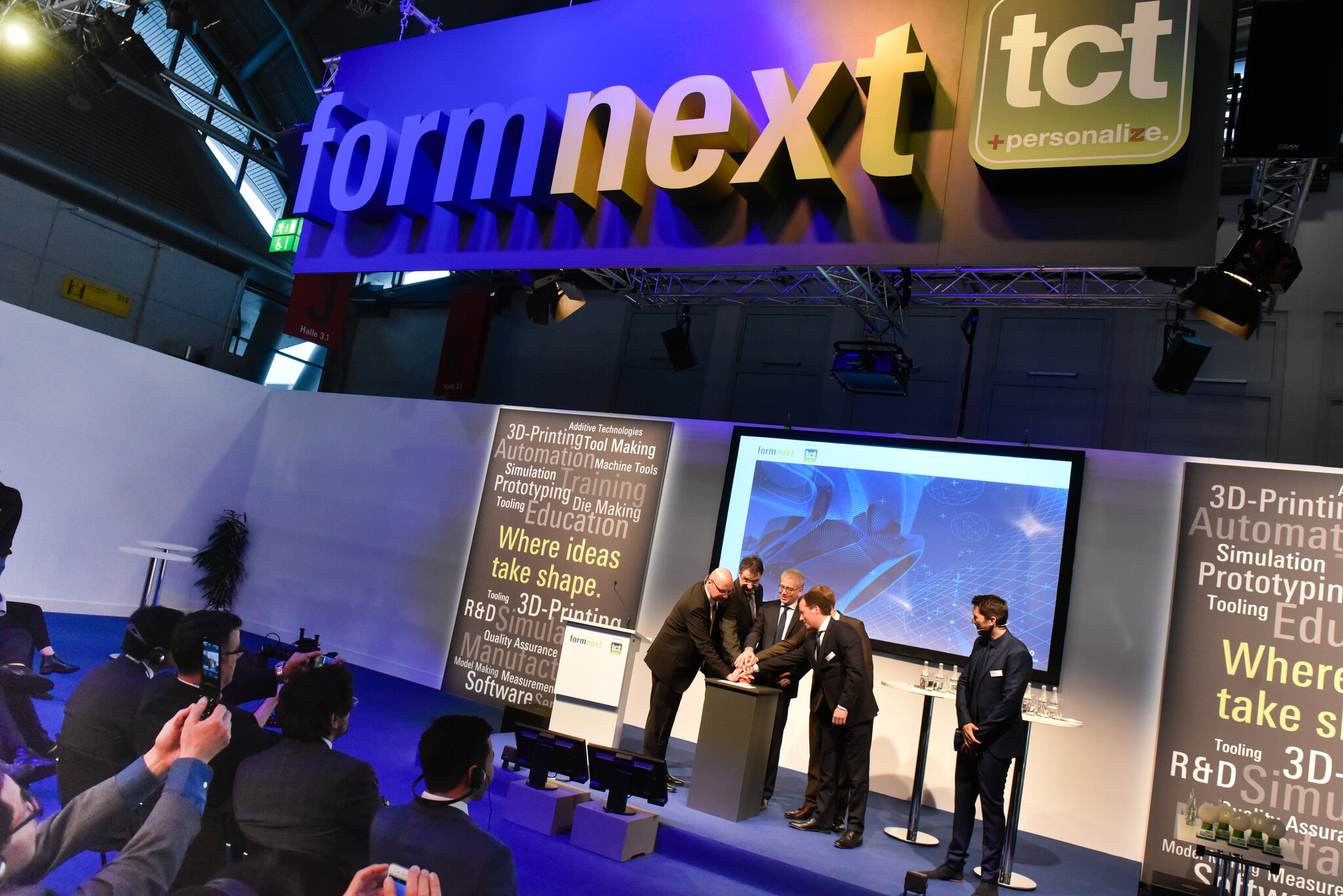 FormNext, le salon Européen de la fabrication additive à FrankFurt