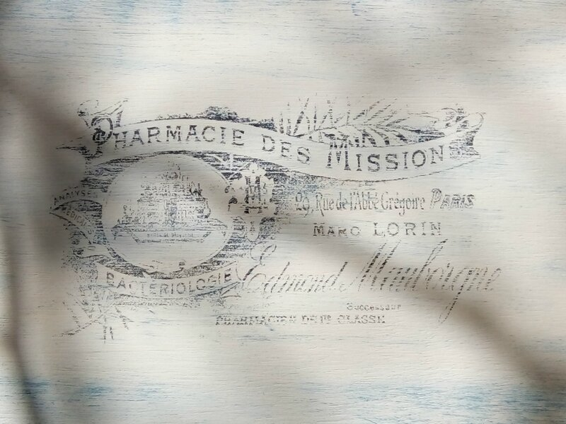 boîte pharmacie des missions détail du transfert