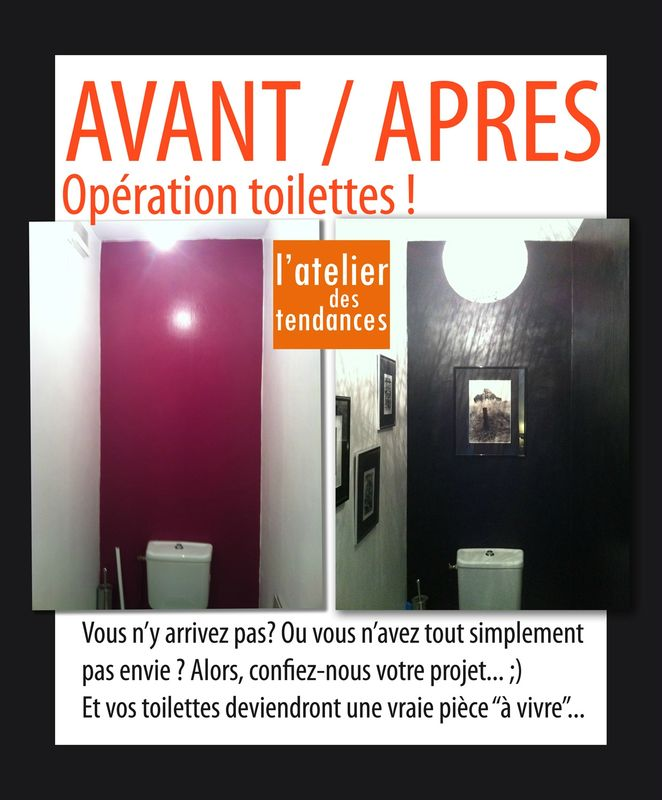 decorer ses toilettes interesting comment dcorer ses toilettes faons darranger la dco de ses wc. Black Bedroom Furniture Sets. Home Design Ideas