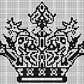 grille-couronne-noire