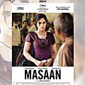Ciné-débat sur la société indienne à avranches avec la projection de masaan - mardi 29 mars 2016