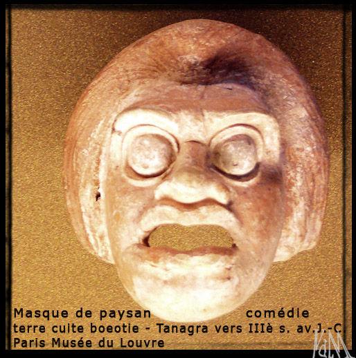 60% de réduction styles divers en ligne Le masque ou l'archétype -1- Grèce antique - la voix du masque