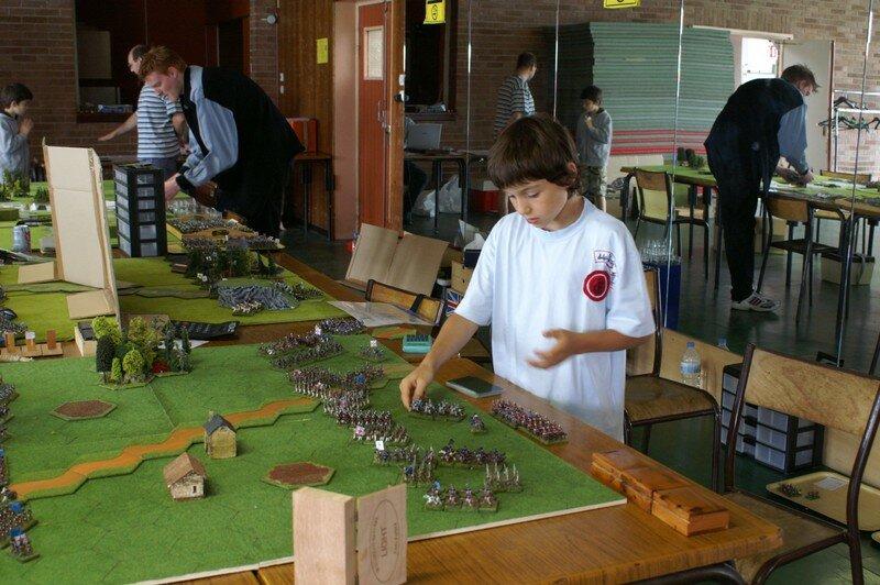 Coupe de France Héroïka juin 2006 à Baisieux
