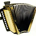 accordéon cajun