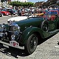 Alvis speed 20 tourer 1932-1936