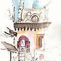 Nouvel album : carnet de voyage en andalousie