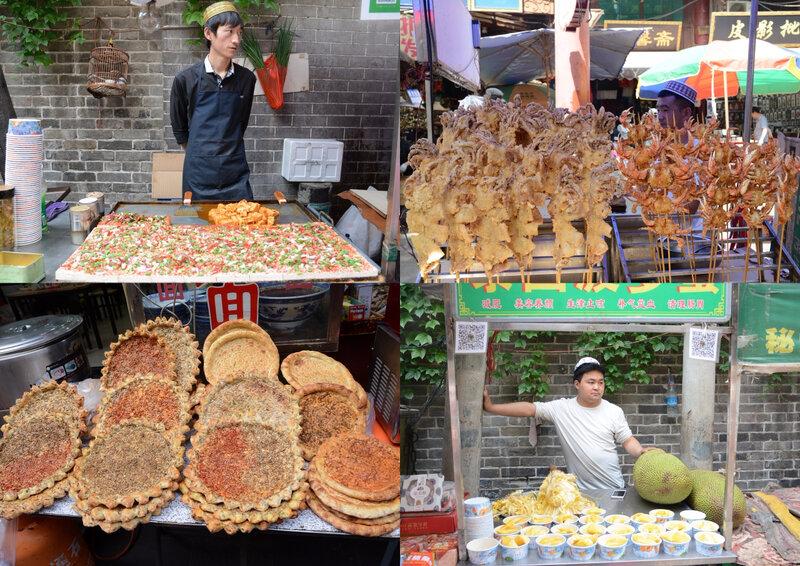 Nourriture Xian
