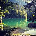 Passy, le lac Vert, Insta (74)