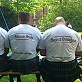 Kempen highland games : les bockers outre-rhin