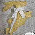 Lapin ailes jaune