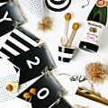 Diy : la guirlande de fanions happy 2015 (gratuit - à imprimer)