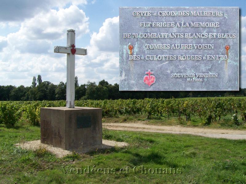 La Croix des Malheurs de Vallet
