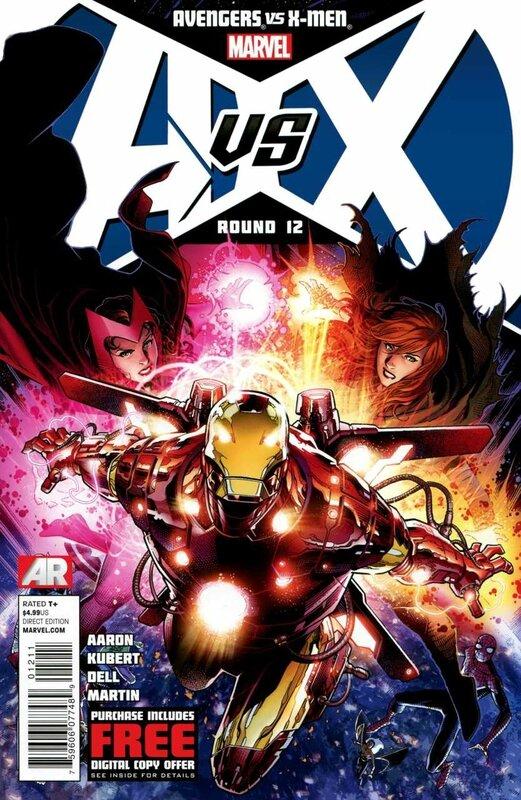 avengers vs x-men 12