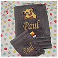 Serviette de toilette lion - copie 3