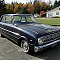 Ford falcon futura 2door sedan - 1963