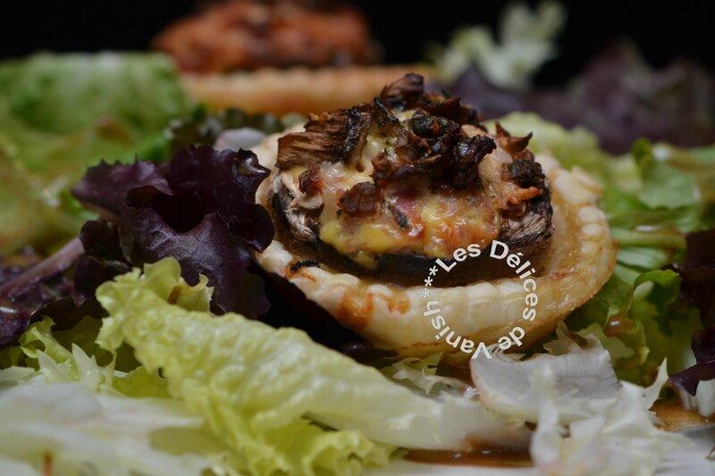 recette tartelette empreinte silform, atelier culinaire cavaillon