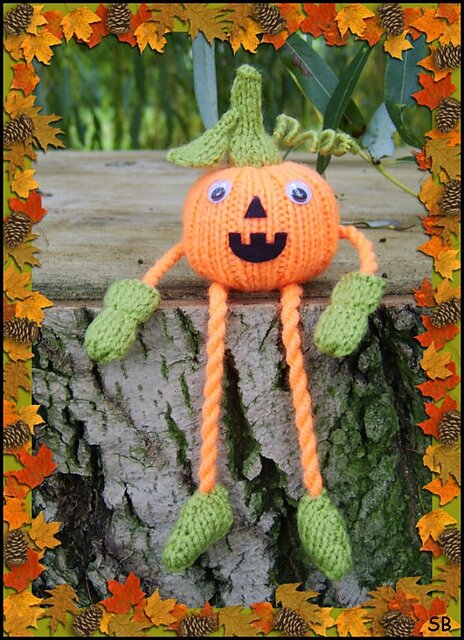 Traduction Russet The Pumpkin - Phoenixknits