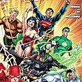 New 52 : justice league