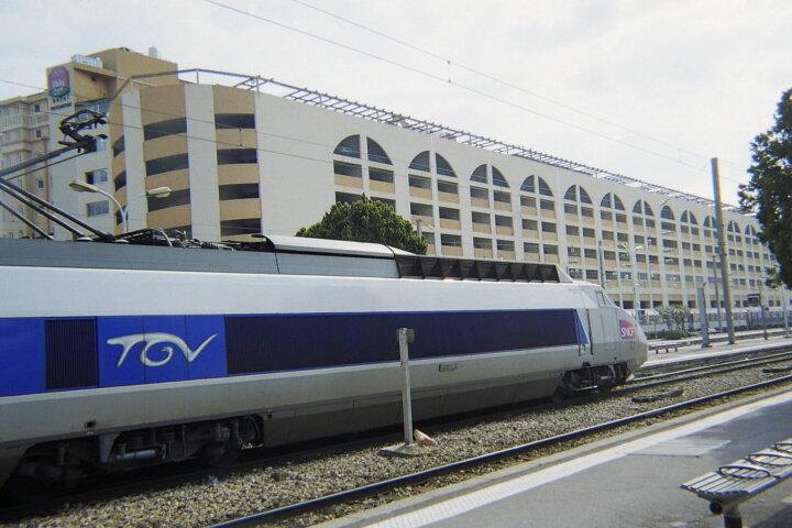 TGV Nice