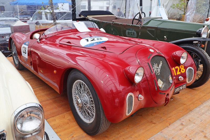Alfa Romeo 6 C 2500 Super Sport - 1939