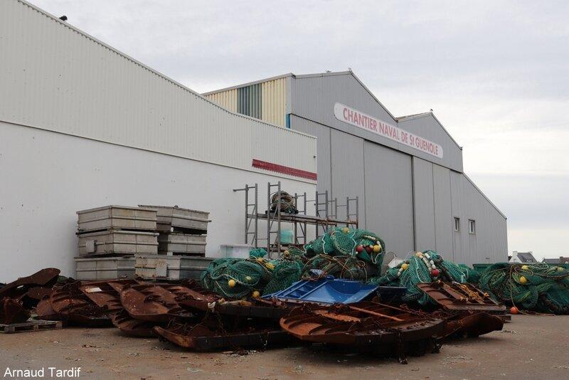 00804 Pouldreuzic - Pays Bigouden Sud - Port de Pêche de Saint-Guénolé blog