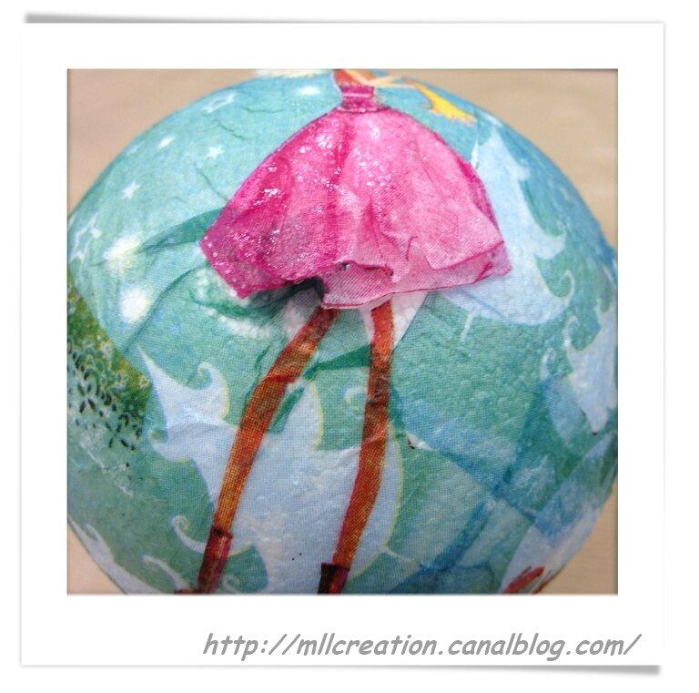 Boule polystyrene-21
