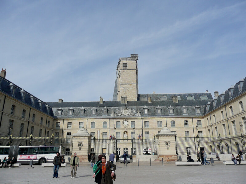 37 Palais des Etats de Bourgogne