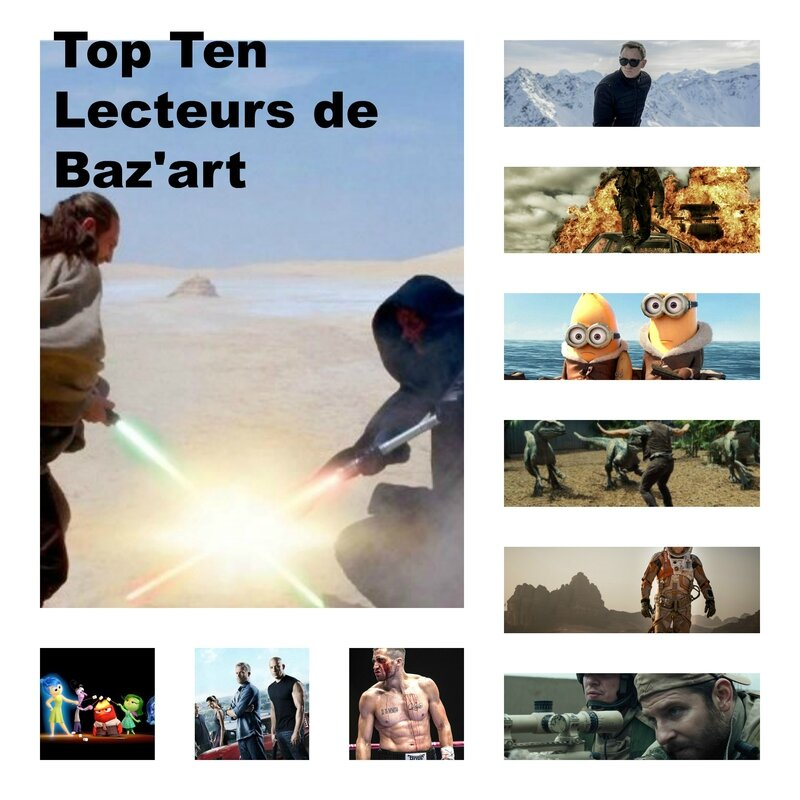 collage top ten baz art