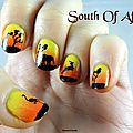 South africa au bout des ongles