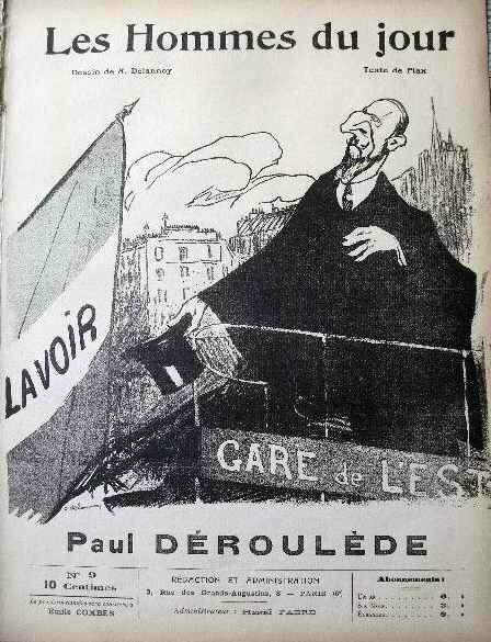Caricature Déroulède2