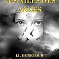 Trancher les ailes des anges - jean-louis de richaud.