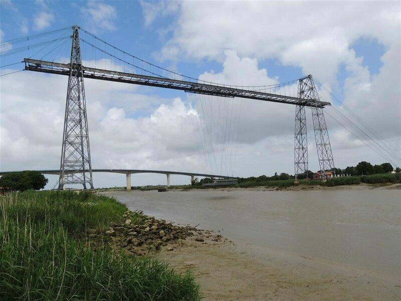 Pont transbordeur de Martrou