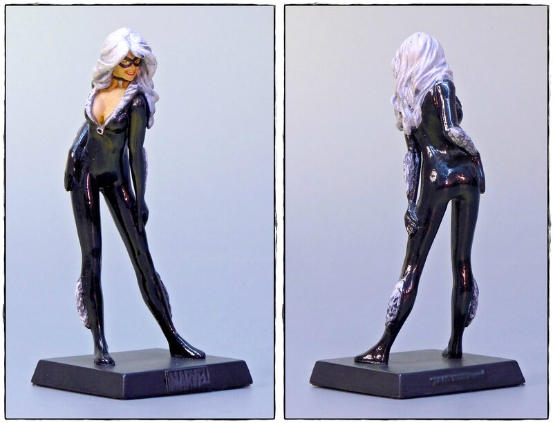 black cat eaglemoss