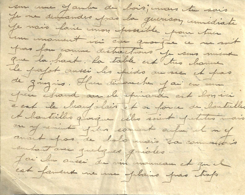 lettre de Cauzard à Marius Granjon, 30 août 1918 (3)