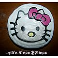 Hello kitty la folie...