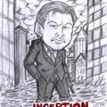 Fanart inception -di caprio