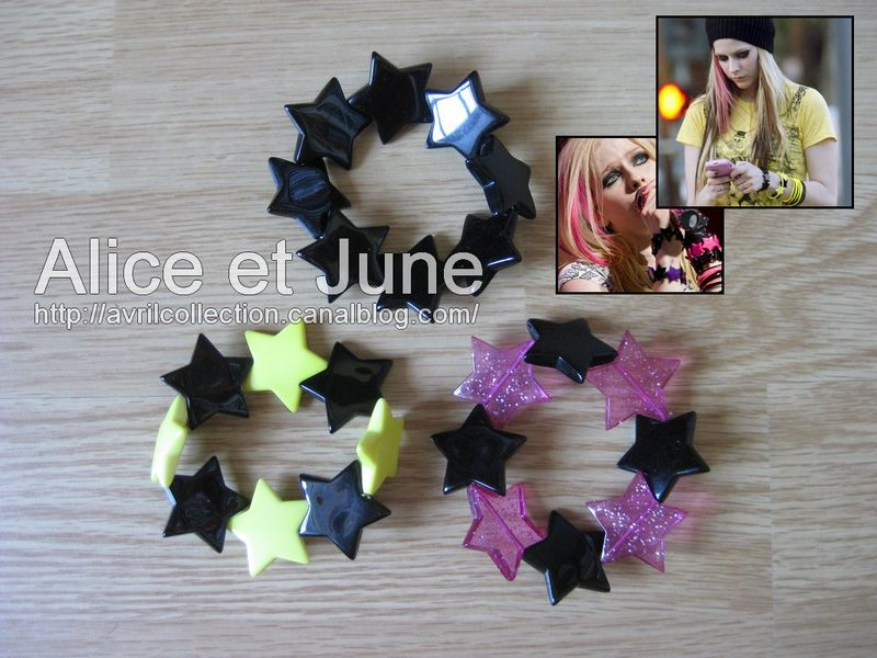 Abbey Dawn Bracelets Stars