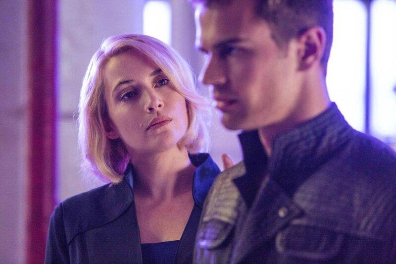 Jeannine Matthews Divergent movie