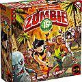 Boutique jeux de société - Pontivy - morbihan - ludis factory - Zombie 15