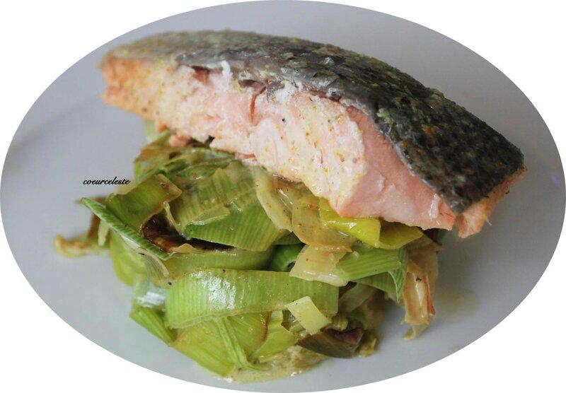 saumonpoireaux