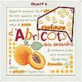 Sal confiture d'abricots aux amandes : 6e objectif