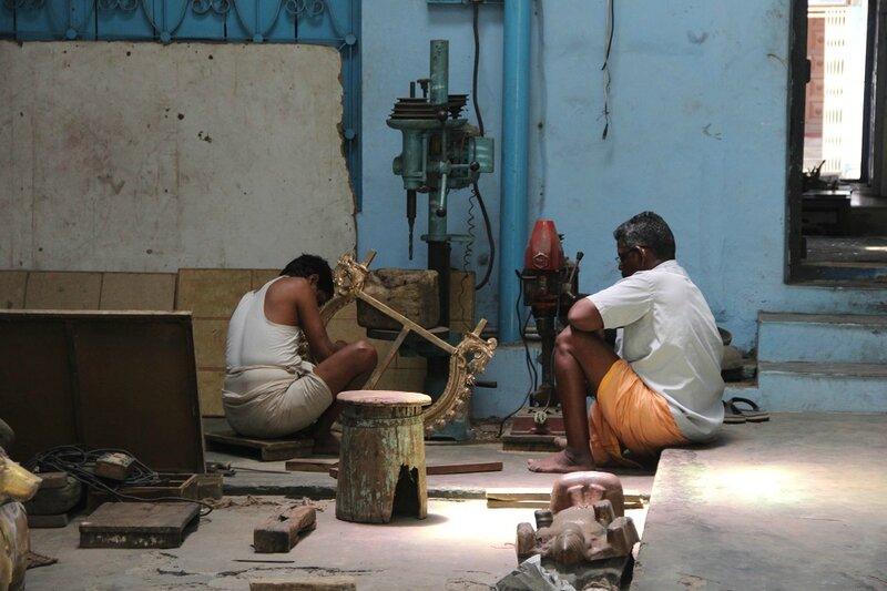 Ateliers Sri Jayam industries Photo ML Henry