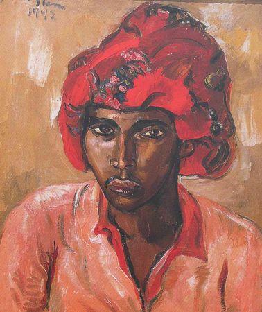 young_man_with_orange_turban_1942