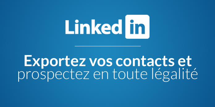 linked in prospection