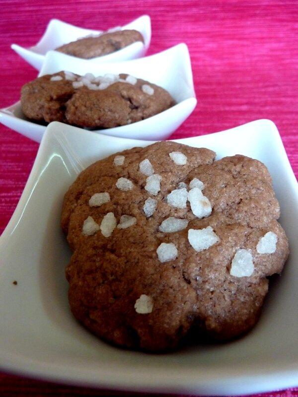 *Biscuits choco/café