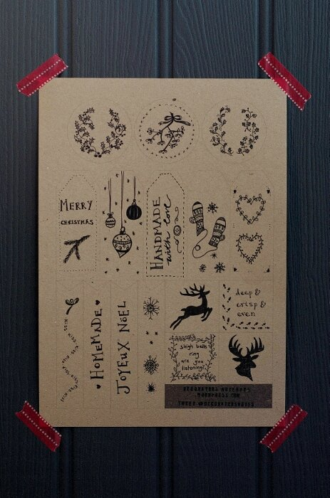 etiquettes free gift tags 09