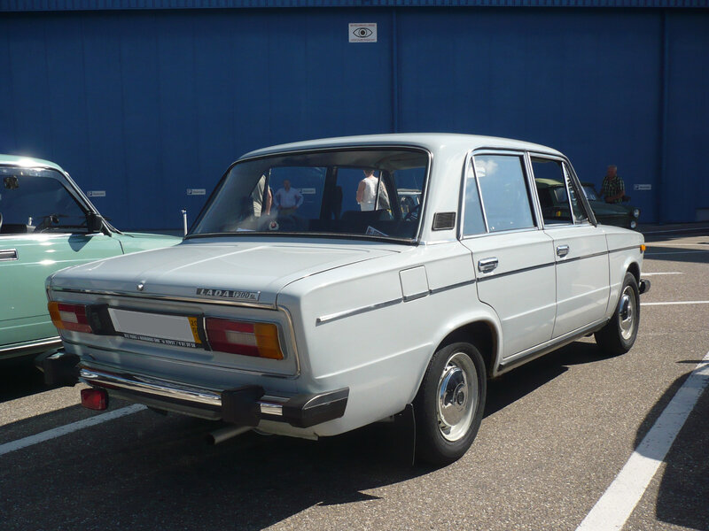 LADA 2106 Jigouli 1300SL 1987 Sinsheim (2)